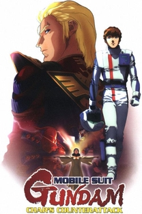 Mobile Suit Gundam: Char's Counterattack - Poster / Capa / Cartaz - Oficial 1