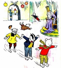 Rupert, o Urso  - Poster / Capa / Cartaz - Oficial 1