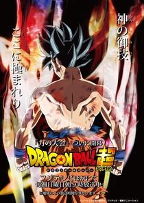 Dragon Ball Super (6ª Temporada) - Poster / Capa / Cartaz - Oficial 2