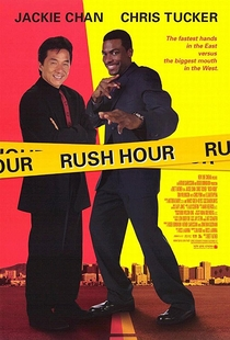 A Hora do Rush - Poster / Capa / Cartaz - Oficial 6