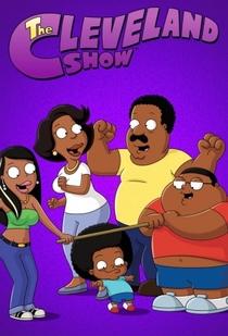 The Cleveland Show (3ª Temporada) - Poster / Capa / Cartaz - Oficial 3