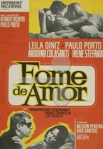 Fome de Amor - Poster / Capa / Cartaz - Oficial 1