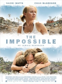 O Impossível - Poster / Capa / Cartaz - Oficial 8