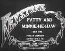 Fatty and Minnie He-Haw (Fatty and Minnie He-Haw)