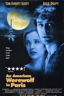 Um Lobisomem Americano em Paris - Poster / Capa / Cartaz - Oficial 1
