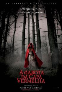 A Garota da Capa Vermelha - Poster / Capa / Cartaz - Oficial 1