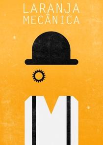 Laranja Mecânica - Poster / Capa / Cartaz - Oficial 17