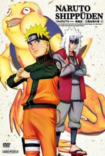 Naruto Shippuden (5ª Temporada) - Poster / Capa / Cartaz - Oficial 4