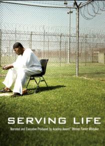 Serving Life - Poster / Capa / Cartaz - Oficial 1