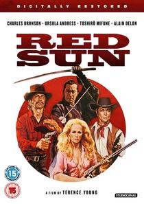 Sol Vermelho  - Poster / Capa / Cartaz - Oficial 4
