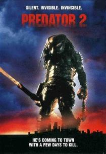 Predador 2 - A Caçada Continua - Poster / Capa / Cartaz - Oficial 8