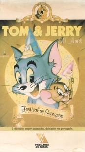 Tom & Jerry - 50 Anos: Festival de Sucessos - Poster / Capa / Cartaz - Oficial 1