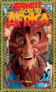 Ernest vai a África - Poster / Capa / Cartaz - Oficial 1