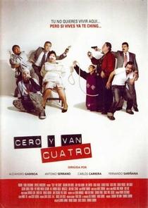 Cero y Van Cuatro - Poster / Capa / Cartaz - Oficial 1