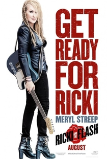 Ricki and the Flash: De Volta Pra Casa - Poster / Capa / Cartaz - Oficial 1
