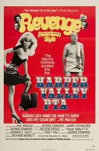 Loucuras em Harper Valley - Poster / Capa / Cartaz - Oficial 3