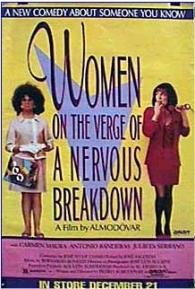 Mulheres à Beira de um Ataque de Nervos - Poster / Capa / Cartaz - Oficial 5