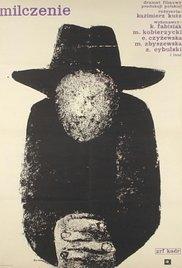 Milczenie - Poster / Capa / Cartaz - Oficial 1