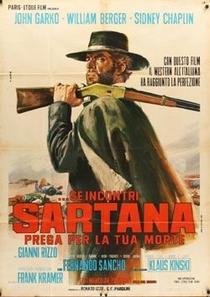 Se Encontrar Sartana, Reze Pela Sua Morte - Poster / Capa / Cartaz - Oficial 4
