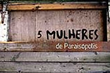 5 Mulheres de Paraisópolis - Poster / Capa / Cartaz - Oficial 1