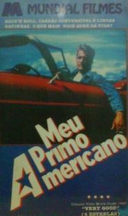 Meu Primo Americano - Poster / Capa / Cartaz - Oficial 2