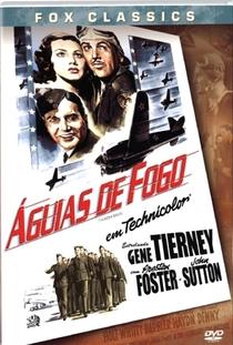 Águias de Fogo - Poster / Capa / Cartaz - Oficial 3