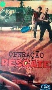 Operação Resgate   - Poster / Capa / Cartaz - Oficial 1