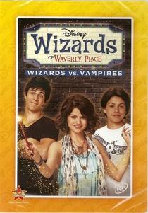 Os Feiticeiros de Waverly Place (3ª Temporada) - Poster / Capa / Cartaz - Oficial 1