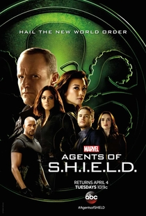 Agentes da S.H.I.E.L.D. (4ª Temporada) - Poster / Capa / Cartaz - Oficial 2