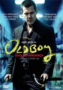 Oldboy: Dias de Vingança - Poster / Capa / Cartaz - Oficial 10