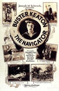 O Navegador - Poster / Capa / Cartaz - Oficial 2