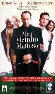 Meu Vizinho Mafioso - Poster / Capa / Cartaz - Oficial 2
