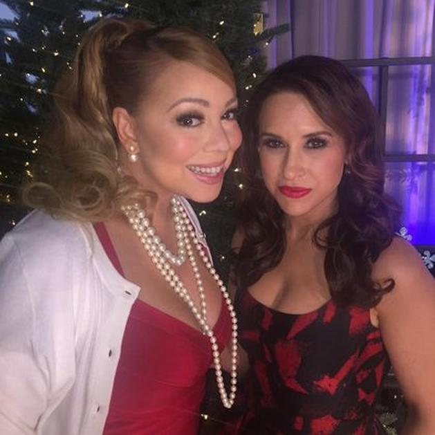 """""""A Christmas Melody"""", 1º longa dirigido por Mariah Carey, ganha trailer - Música - Jovem Pan FM Santos 95.1"""