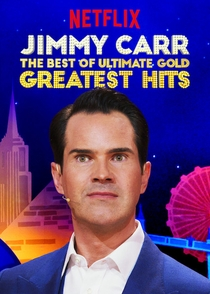 Jimmy Carr: The Best of Ultimate Gold Greatest Hits - Poster / Capa / Cartaz - Oficial 1