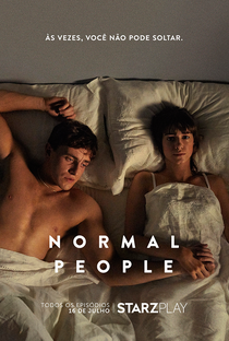 Normal People (1ª Temporada) - Poster / Capa / Cartaz - Oficial 1