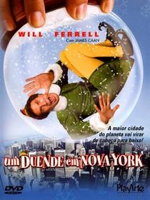 Um Duende em Nova York - Poster / Capa / Cartaz - Oficial 4