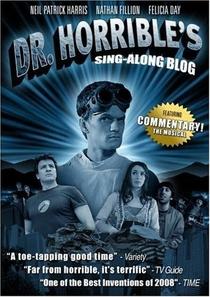 Dr. Horrible's Sing-Along Blog - Poster / Capa / Cartaz - Oficial 2