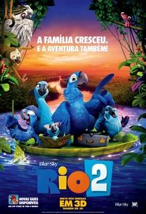 Rio 2 - Poster / Capa / Cartaz - Oficial 5