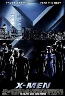 X-Men: O Filme - Poster / Capa / Cartaz - Oficial 3