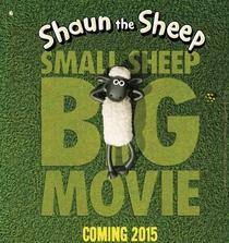Shaun: O Carneiro - O Filme - Poster / Capa / Cartaz - Oficial 5