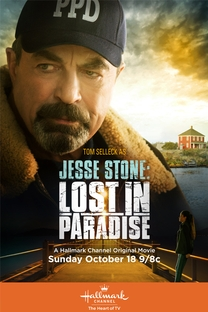 Jesse Stone: Perdido No Paraíso - Poster / Capa / Cartaz - Oficial 1