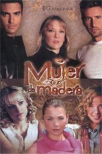 Mulher de Madeira - Poster / Capa / Cartaz - Oficial 1