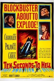 A Dez Segundos do Inferno - Poster / Capa / Cartaz - Oficial 1