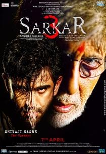 Sarkar 3 - Poster / Capa / Cartaz - Oficial 2