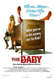 O Bebê - Poster / Capa / Cartaz - Oficial 1