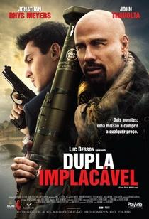 Dupla Implacável - Poster / Capa / Cartaz - Oficial 2