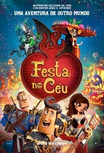 Festa no Céu  - Poster / Capa / Cartaz - Oficial 3