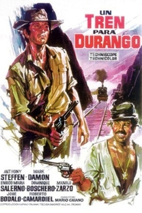 Um Trem para Durango - Poster / Capa / Cartaz - Oficial 2