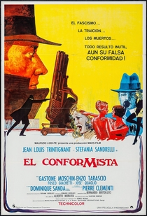 O Conformista - Poster / Capa / Cartaz - Oficial 9