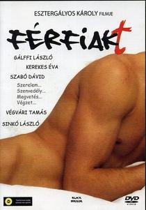 Férfiakt - Poster / Capa / Cartaz - Oficial 2
